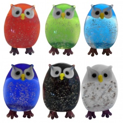 Owls - 12 pieces in a box