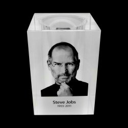 CB714 Steve Jobs Commemorative Pen Holder