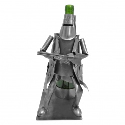 Ned Kelly Wine Bottle Holder