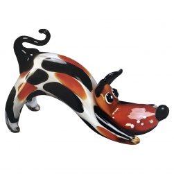 GF6343 Multi Colour Dog