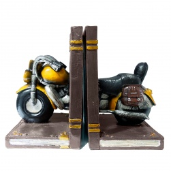 PF989 Bookend - Polyresin