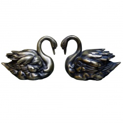 PF405 Swan (2 pieces in a set)
