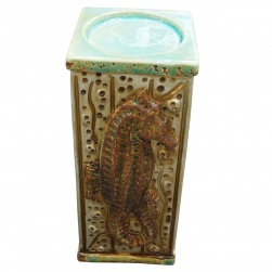 CV206 Ceramic Candle Holder