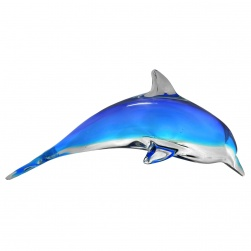 Dolphin Light Blue